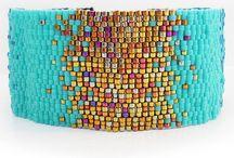 Beading / Beads, beads, beads.