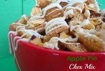 Recipes - CHEX Mix & PUPPY CHOW Mix / All kinds of recipes for CHEX Mix & PUPPY CHOW Mixes.