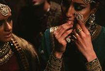 Indian Weddings / a mood board for colorful and fun Indian Weddings!