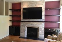 Entertainment Units / Where is that perfect piece of furniture for your flat screen television? / by Ellis Design Group, LLC
