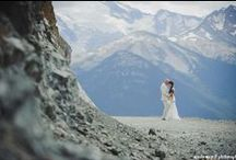A Whistler Wedding / Plan your wedding in the mountains with us. Learn more here: https://www.whistlerblackcomb.com/groups/weddings