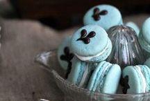 True Blue pt.1 ~ Nomnom / It's blue! But it's edible (or drinkable).