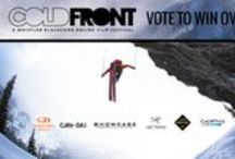Coldfront / Something big is brewing. Do you feel it? The change in weather, the anticipation of winter and the launch of the Coldfront Online Film Festival. We're storming the season with 6 ski and snowboard flicks! Help choose which filmmaker will win a crisp $10k - and which of you will pocket over $5,000 in free gear. Vote now: http://www.whistlerblackcomb.com/coldfront