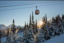 #IChooseWhistler / We choose to get up before dawn to the sound of bombs.  We choose to ride the storm because those days are the deepest.   Of all the ski towns why do YOU CHOOSE WHISTLER to live, play, visit and explore?   #IChooseWhistler