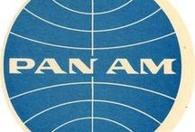 Pan Am / just being nostalgic for my Dad's employer of 29 years!