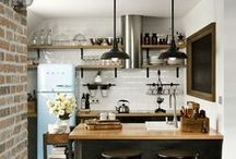 Kitchens / Beautiful functional kitchens from around the world!