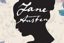 [All About] Jane Austen / Classic. Elegant. Romantic. Beautiful.