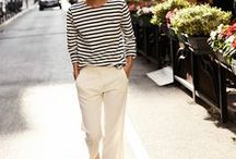I See Stripes / The Breton stripe is a an all time favourite of mine. Here are a collection of outfits with stripes.
