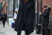 All Black Looks / Chic black outfits are the epitome of style. Here are some all black outfits.