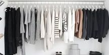 The Wardrobe / I love clothes so I've got to have somewhere lovely to store them. Here are some wardrobe ideas.
