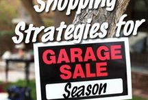 Yard Sales / Things to buy at yard sales, things to make from yard sales, how to go yard saleing, how to have the perfect yard sale Yard Sale | signs | yard sale tips | hacks | frugal | cheap | shopping | pricing | secrets | deals | finds