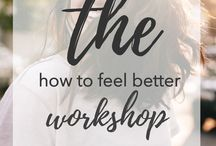 Happiness / Ways and tips to make yourself feel better  Be happy | love | live | self healing | self care |