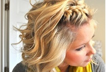 hair pin / by Kelli