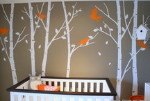 Kids room / by Carolyn Hughes Communications Ltd