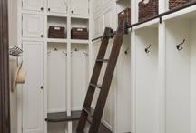 Mudrooms + Entryways / by Cindy Wimmer