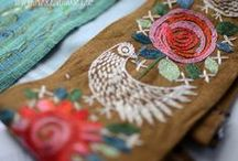 Embroidery + Sew Lovely