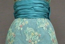 Vintage Style / Vintage clothing from the past