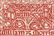 William Morris / This board displays the work of William Morris (1834-1896).  It showcases rare books, pamphlets and ephemera from Special Collections at the University of Maryland Libraries, along with other Morris inspired items.  Follow William Morris on twitter @WmMorrisUMD