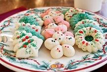Holiday - Christmas Sweets / by Paula Lock