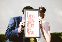 Wedding { Style } / Brides, Grooms, Maids & Men, fashion & style on the BIG day! / by Suzie N