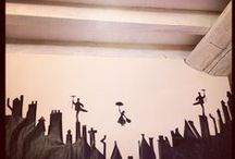 Déco de fête Mary Poppins