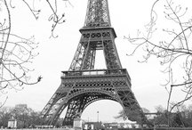 Eiffel / A tribute of where I've left a piece of my heart: been there, wish to be there again..  / by Medzz Nasib