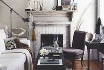 Home { Living & Dining } / interior decor inspirations that makes me want to pick up a hammer ASAP / by Suzie N