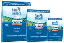 Natural Balance Dog & Cat Food / Dick Van Patten's Natural Balance® product line consists of more than 50 dog and cat food varieties, including: Ultra Premium dry & canned formulas for all life stages of dogs & cats, L.I.D. Limited Ingredient Diets® formulas for dogs & cats and grain-free ALPHA® formulas for dogs & cats. Also specializing in Tillman's Treats™ and Belly Bites® treats for dogs, in addition to Perfect Bites™ cat treats and Platefulls™ cat pouches. / by Natural Balance Pet Foods