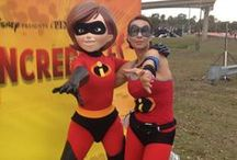 runDisney costumes / by Another Mother Runner
