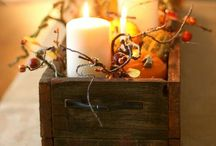 Decorations / DIY projects for decorating your home / by Samantha Hornby