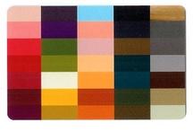 Moodboard Herfsttype / Het kleurenpalet van het herfsttype is donker, warm en gedempt. Herfsttypes stralen in de volle,warme aardekleuren van het herfstseizoen.