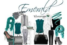 Kleur van het jaar 2013 - Emerald