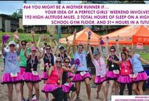 You Might Be A Mother Runner If.... / by Another Mother Runner