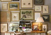 Great Gallery Walls / by Cindy Wimmer