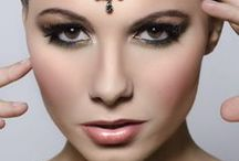 Fashion-Editorial Makeup