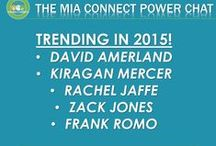 The Mia Connect Power Chat / The Mia Connect OnAir programming keeps you connected to the best & the brightest in the business world and beyond. Each week we talk with industry experts, social influencers, interesting characters, community gamechangers and more. Subscribe at http://themiaconnect.com/ for updates & event invites! https://www.youtube.com/user/TheMiaConnect http://bit.ly/HwmLXI