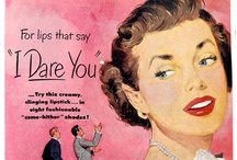 Stepford Wives, Women and Gender in the 20th Century  / Visual Aids for HIST208 research topics, including advertisements, books and other materials.