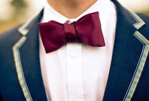 The Gallant Groom / Dedicated to all of the dashing accoutrements that help get the groom ready for his big day.