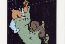 The Adventures of Tintin / A board dedicated to all the adventures Tintin had...