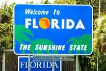 Where I grew up  / All over Florida  / by Candace Grubbs