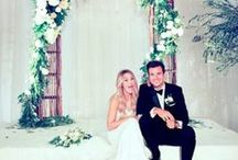 Celeb Weddings / Many dream of having the look and feel of a celebrity wedding. You can, with the right partners and good inspiration. Check out these photos for ideas.