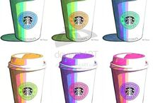 Starbucks / Starbucks stuff