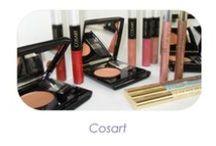 Make-up Cosart / Betaalbare make-up producten voor de vrouw van nu! Verkrijgbaar in de webshop http://www.biancasfinishingtouch.nl