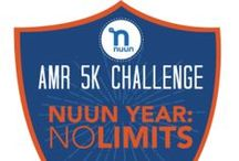 No Limits 5K Challenge! / This Challenge kicks off on Monday, March 2. / by Another Mother Runner