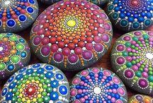 Mandala / Draw mandala / by Chantal