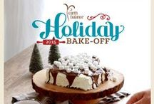 Earth Balance Holiday Bake-Off 2015 / The best vegan baking competition is back, so start your mixers and preheat your ovens, because it's time to bake!  Enter your best plant based recipe for your chance to win a trip to NYC! http://mjr.earthbalancenatural.com/hbo2015/ / by Earth Balance