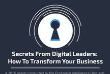 Digital Transformation / An up-to-date guide to all things digital transformation collated by epifny consulting