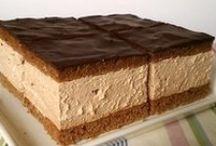 koláče, sladkosti / mlsání