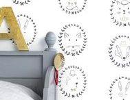 Children's decor / Stylish, designer children's decor ideas for modern family homes.