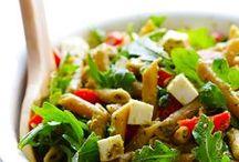 Vegetarian recipes / Healthy vegetarian recipes.